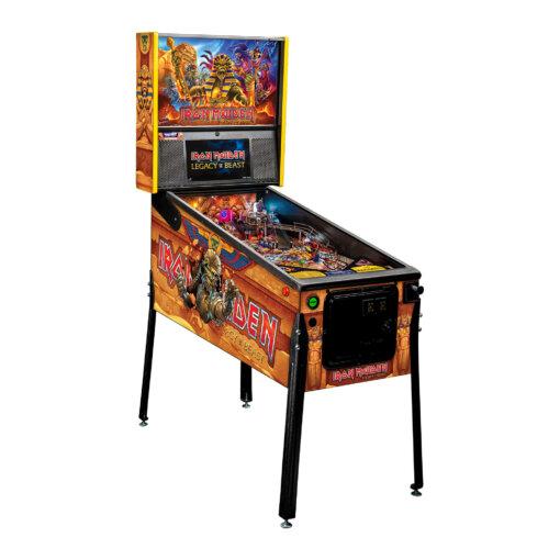 Irom Maiden Premium Pinball Machine