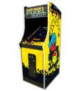 Pac-man's Pixel Bash
