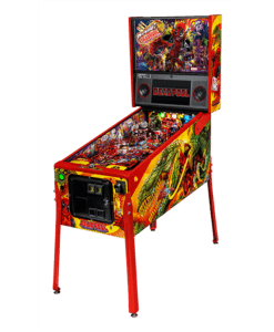 Deadpool Limited Edition Pinball Machine
