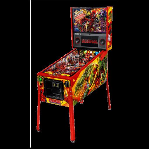 Deadpool Limited Edition Pinball Machine