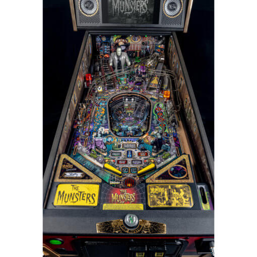Buy The Munsters Limited Edition Pinball Machine by Stern