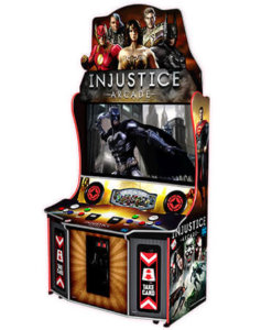 Injustice Arcade by Raw Thrills