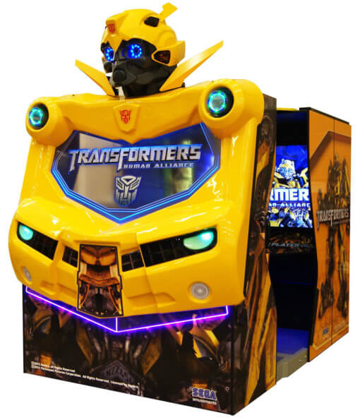 Transformers-Theatre-Arcade-Machine
