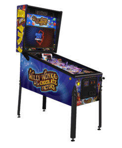 Willy Wonka Standard Pinball Machine