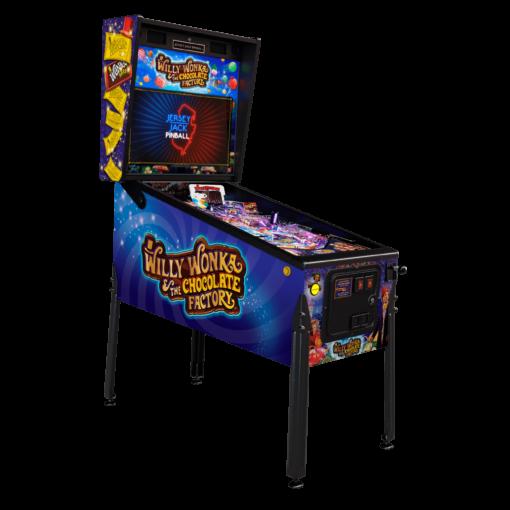 Willy Wonka Standard Pinball Machine