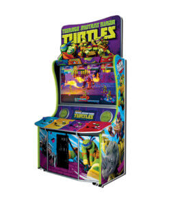 Teenage Mutant Ninja Turtles Arcade by Raw Thrills