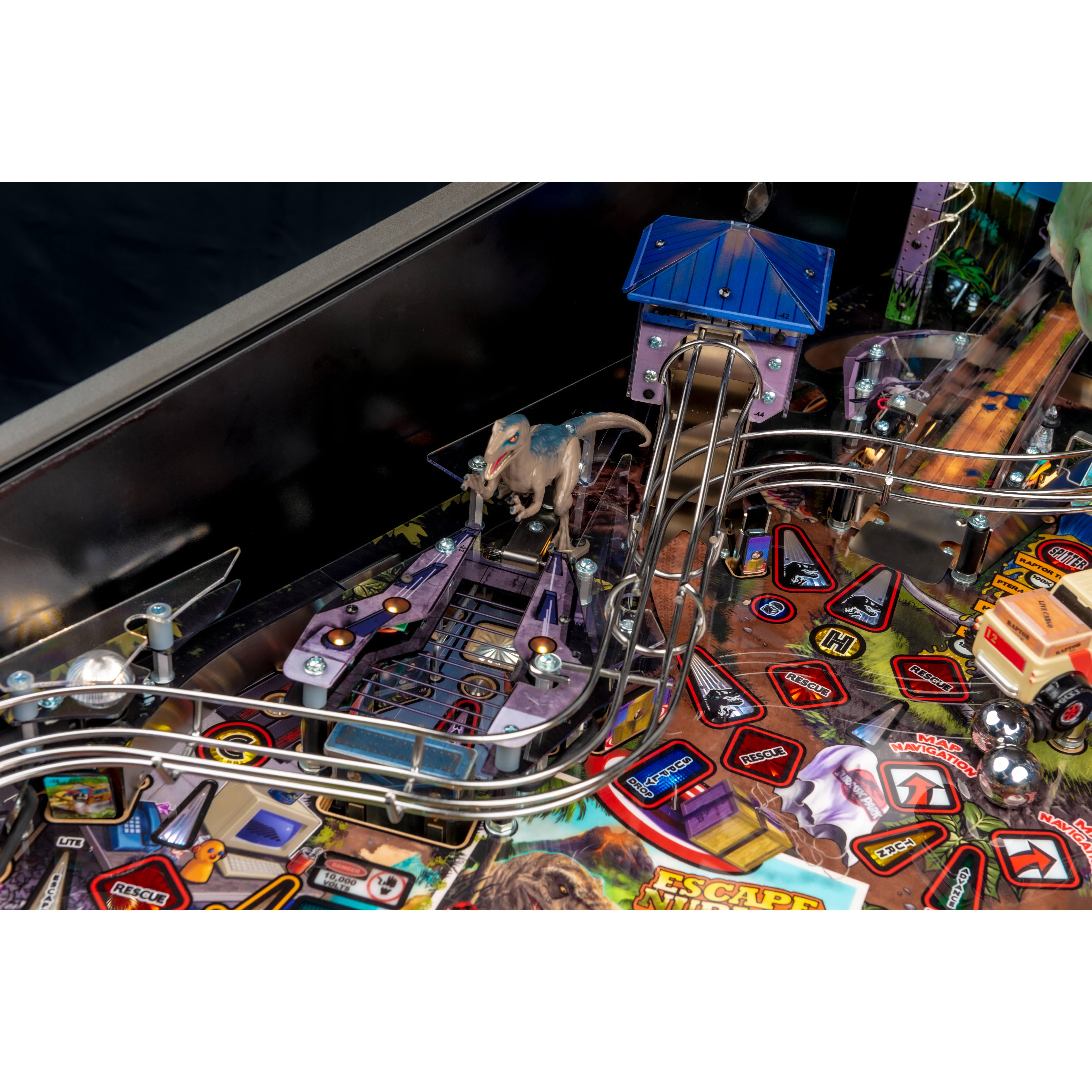 Buy Jurassic Park Pinball Machine