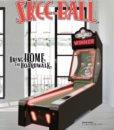 Skee-Ball Glow Flyer