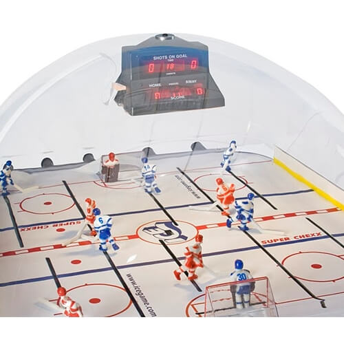 Buy Super Chexx Bubble Hockey Table Online At $2999