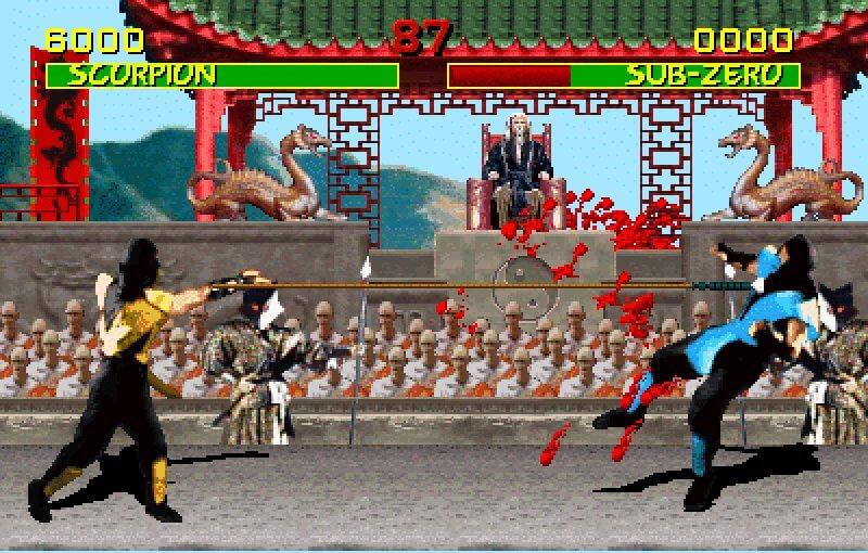 Vos meilleurs souvenirs de gosse sur les jeux vidéo ? - Page 3 MortalKombatArcadeGame1992SS2