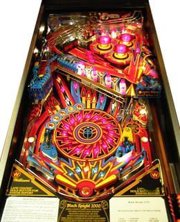 Buy Black Knight 2000 Pinball Machine By Williams Online
