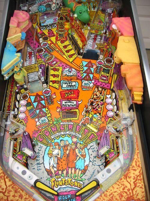 Buy Flintstones Pinball Machine By Williams Online At 5999