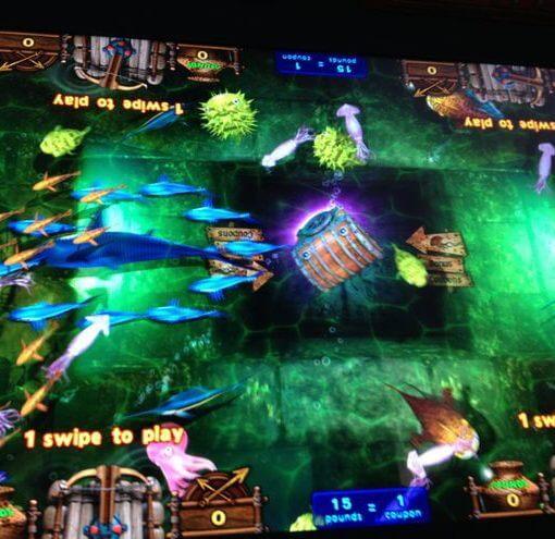 Buy Harpoon Lagoon Redemption Arcade Online at $10999