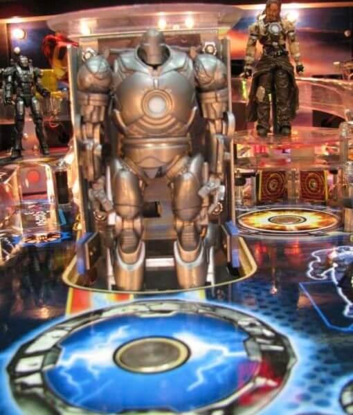 Buy Iron Man Pinball Machine by Stern Online at $6999