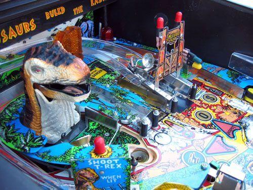 Buy Jurassic Park Pinball Machine Online at $6999
