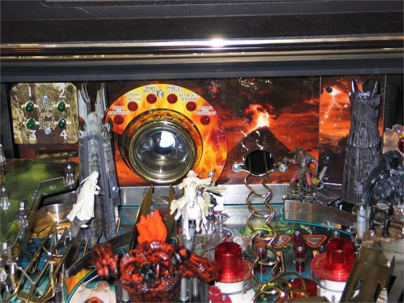 lord of the rings pinball machine for sale