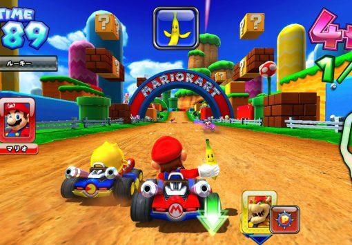 Mario Kart Gp Dx Arcade