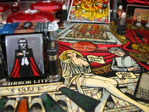 Buy Phantom Of The Opera Pinball Machine Online At 3999