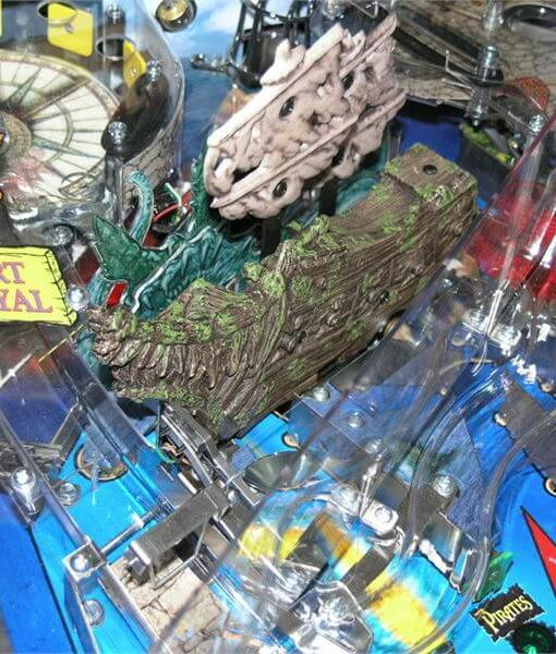 Buy Pirates of the Caribbean Pinball Machine Online at $6499