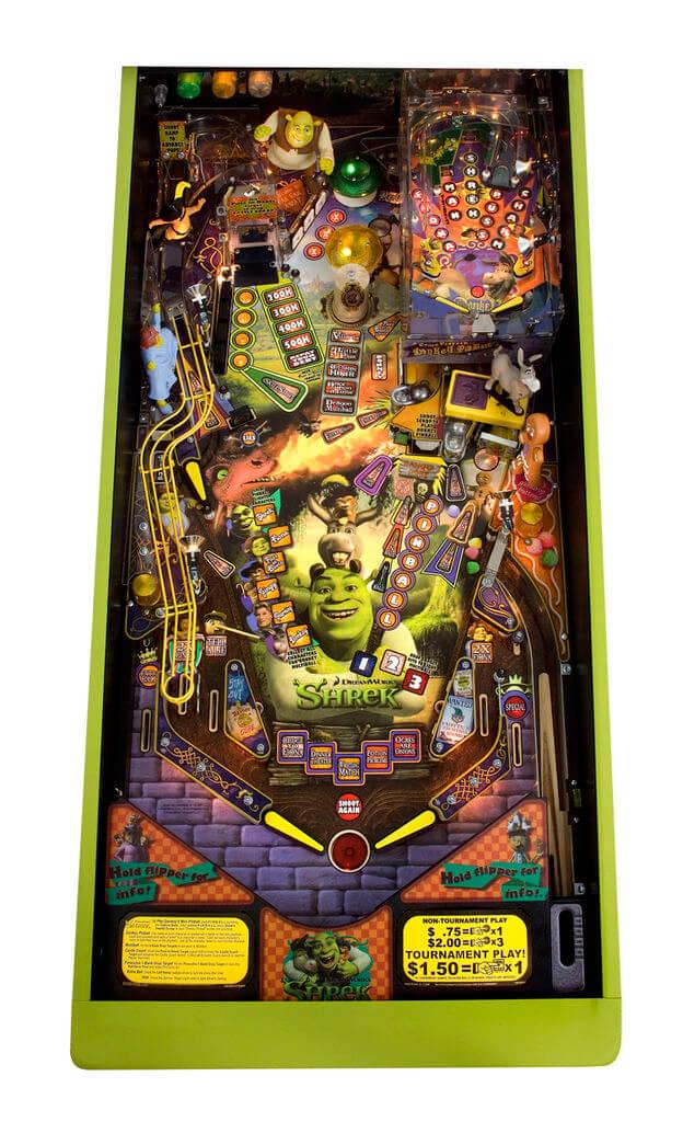 Buy Shrek Pinball Machine Online At 6499