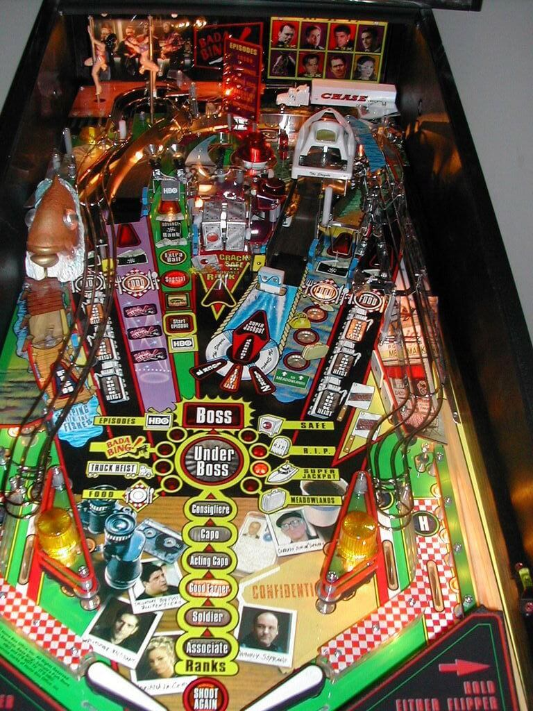 buy pinball machine