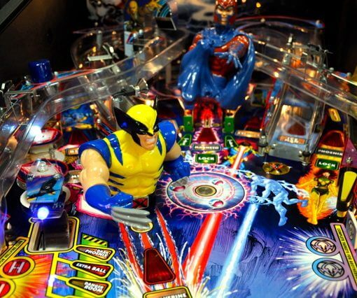 buy x men pro pinball machine by stern online at 6999